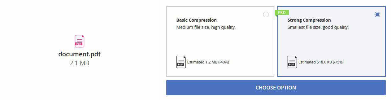 compress-pdf-options